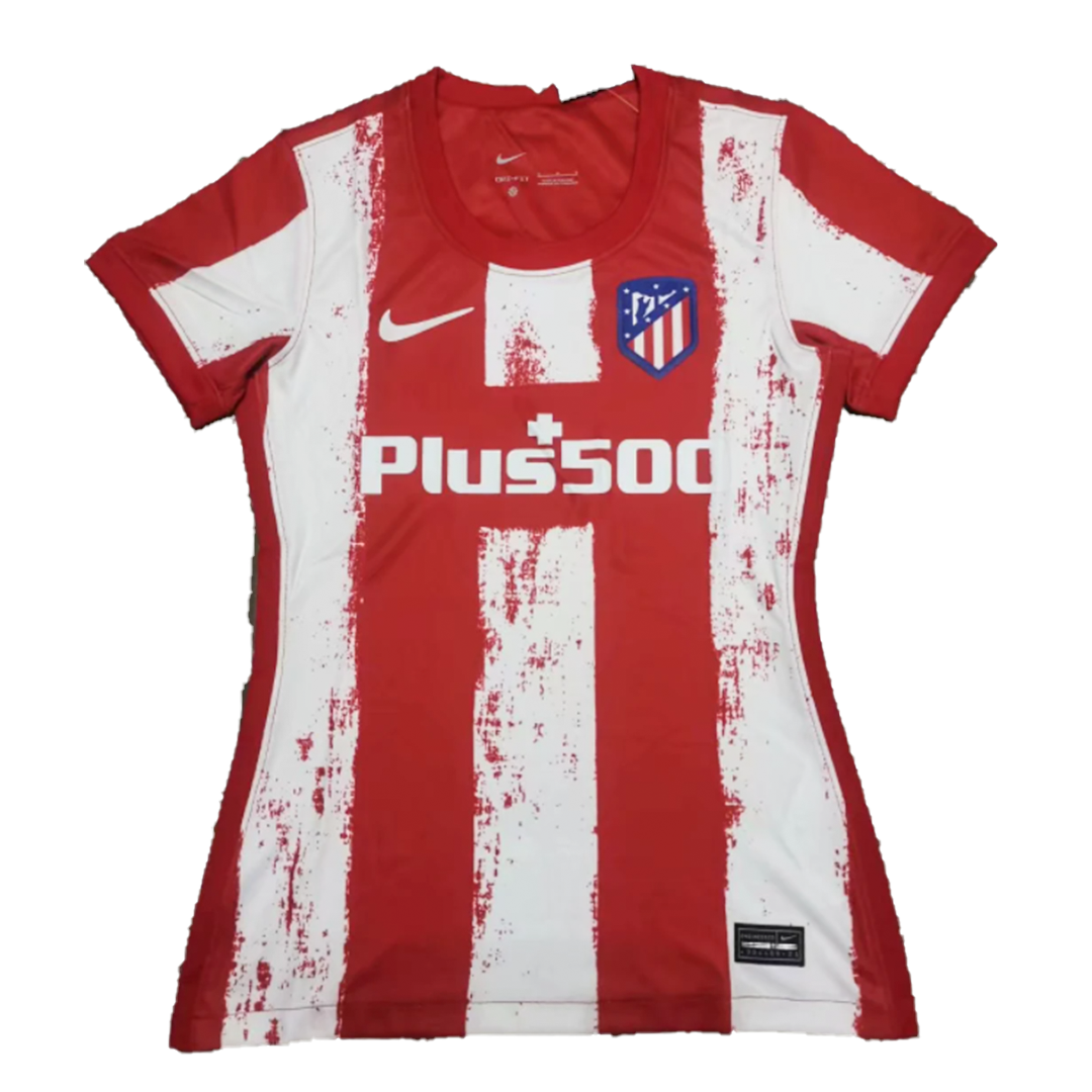 Atletico Madrid Jersey Home Soccer Jersey 2020/21