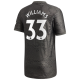 Manchester United Jersey Custom Away WILLIAMS #33 Soccer Jersey 2020/21