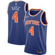 New York Knicks Jersey Derrick Rose #4 NBA Jersey