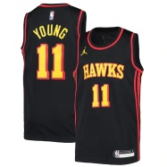 Atlanta Hawks Jersey Trae Young #11 NBA Jersey 2020/21