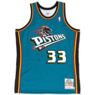 Detroit Pistons Jersey Grant Hill #33 NBA Jersey 1998/99