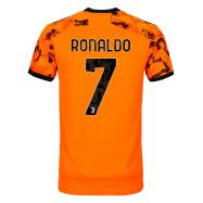 Juventus Jersey Custom Third Away RONALDO #7 Soccer Jersey 2020/21