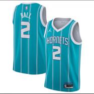 Charlotte Hornets Jersey Lamelo Ball #2 NBA Jersey 2020/21