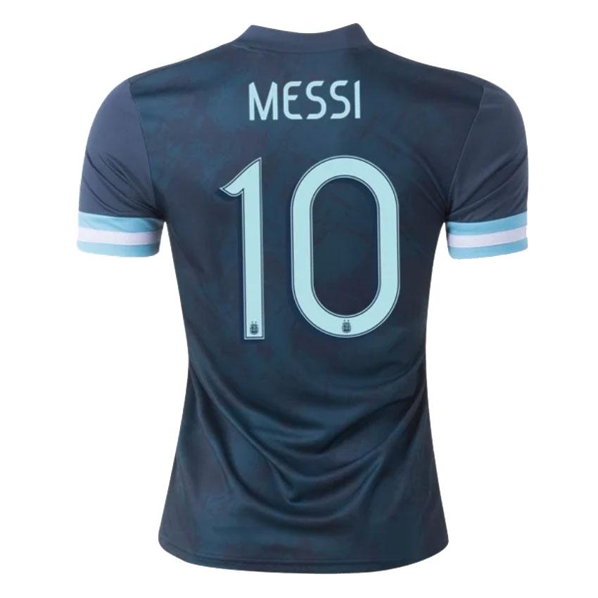 Argentina Jersey Custom Away MESSI #10 Soccer Jersey 2020