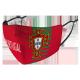 Portugal Soccer Face Mask