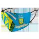 Argentina Soccer Face Mask