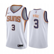 Phoenix Suns Jersey Chris Paul #3 NBA Jersey 2019/20
