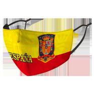 Spain Soccer Face Mask