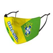 Brazil Soccer Face Mask - 01