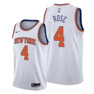 New York Knicks Jersey Derrick Rose #4 NBA Jersey 2020/21