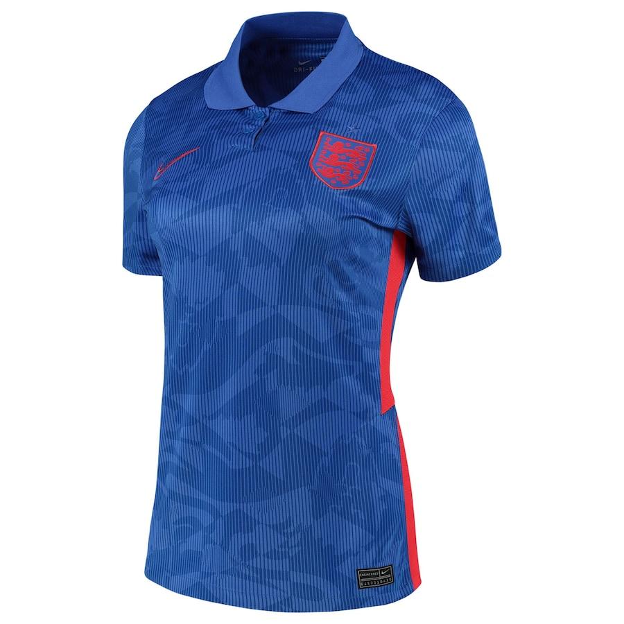 England Jersey Custom Away KANE #9 Soccer Jersey 2020/21