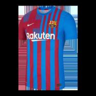Barcelona Jersey Custom Home Soccer Jersey 2021/22