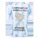 Argentina Soccer Jersey Home Copa America 2021 Winner Version Replica