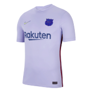 Barcelona Jersey Custom Away Soccer Jersey 2021/22
