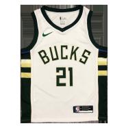 Milwaukee Bucks Jersey Jrue Holiday #21 NBA Jersey 2020/21
