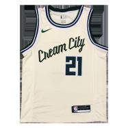 Milwaukee Bucks Jersey Jrue Holiday #21 NBA Jersey
