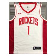 Houston Rockets Jersey Tracy McGrady #1 NBA Jersey
