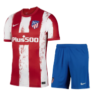 Atletico Madrid Jersey Home Soccer Jersey 2021/22