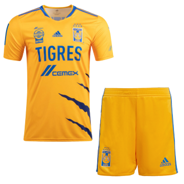 Tigres UANL Jersey Home Soccer Jersey 2021/22