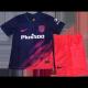 Atletico Madrid Jersey Away Soccer Jersey 2021/22