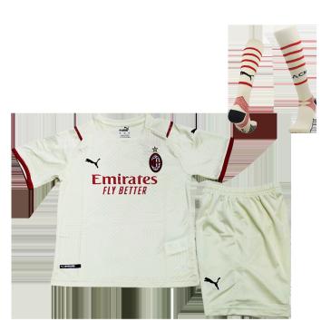 AC Milan Jersey Custom Away Soccer Jersey 2021/22