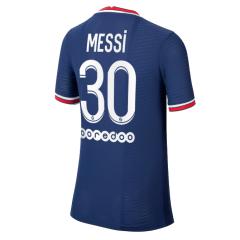 PSG Jersey Messi #30 Custom Home Soccer Jersey 2021/22