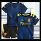 Manchester United Jersey Custom Third Away Soccer Jersey 2021/22