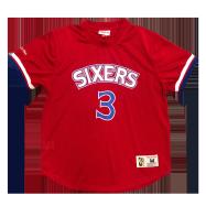 Philadelphia 76ers Jersey Allen Iverson #3 NBA Jersey