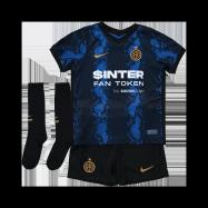 Inter Milan Jersey Custom Home Soccer Jersey 2021/22
