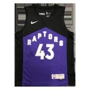 Toronto Raptors Jersey Pascal Siakam #43 NBA Jersey 2021