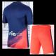 Atletico Madrid Jersey Custom Away Soccer Jersey 2021/22