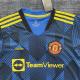 Manchester United Jersey Custom Third Away RONALDO #7 Soccer Jersey 2021/22