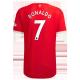 Manchester United Jersey RONALDO #7 Custom Home Soccer Jersey 2021/22