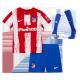 Atletico Madrid Jersey Custom Home Soccer Jersey 2021/22