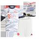 Bayern Munich Jersey Custom Third Away Soccer Jersey 2021/22