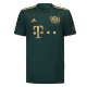 Bayern Munich Jersey Fourth Away Soccer Jersey 2021/22