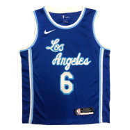 Los Angeles Lakers Jersey Lebron James #6 NBA Jersey