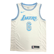 Los Angeles Lakers Jersey Lebron James #6 NBA Jersey 2021