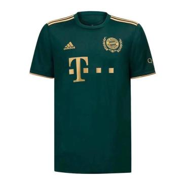 Bayern Munich Jersey Custom Fourth Away Soccer Jersey 2021/22