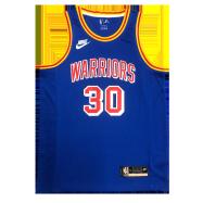 Golden State Warriors Jersey Stephen Curry #30 NBA Jersey 2021/22