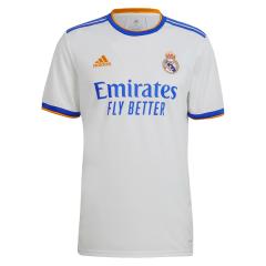 Real Madrid Jersey Custom Home Soccer Jersey 2021/22